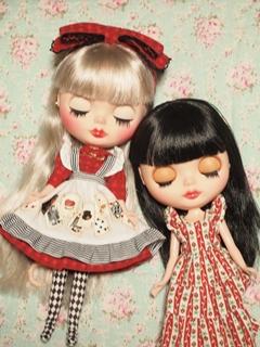 Matsuko & Bridget