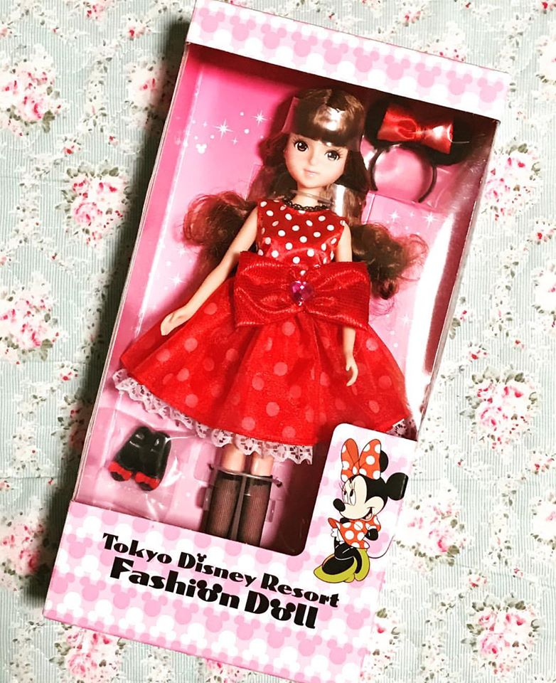 disney fashion doll